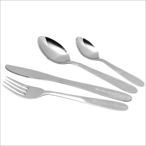 Red Rose Cutlery Spoon