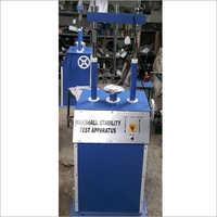 Bitumen Testing Marshall Stability Test Apparatus