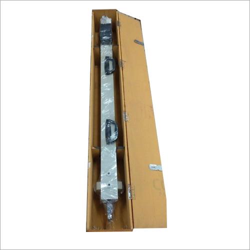 Allumium Beam Deflection Test Apparatus