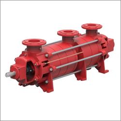 Horizontal Multistage Coupled Pump Set