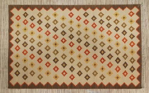 Hand Woven Woolen Kilim