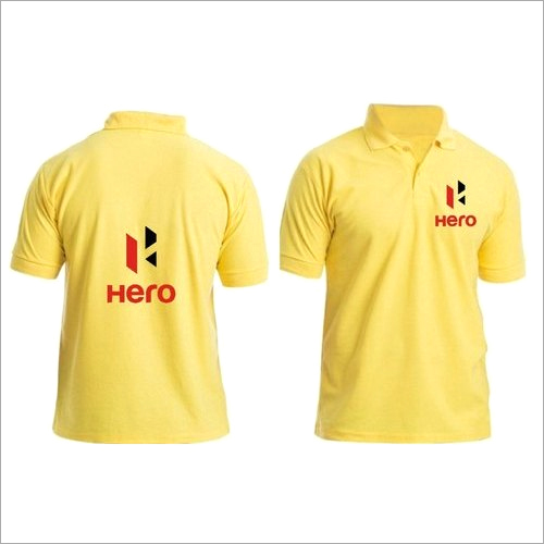 Mens Collar Promotional Polo T Shirt