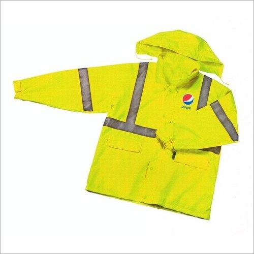 Promotional Hooded Raincoat