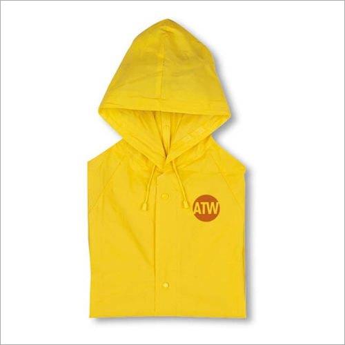 Unisex Promotional Hooded Raincoat