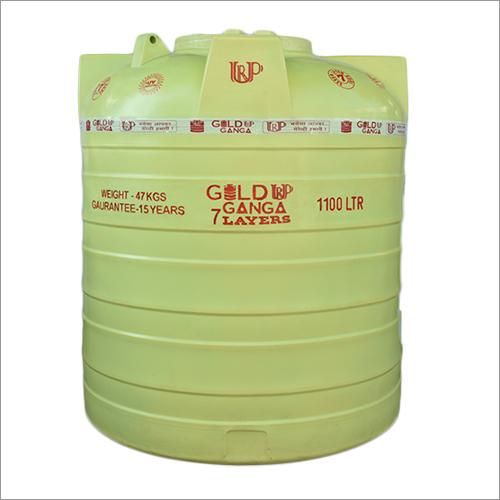 Gold Ganga 7 Layer Tank