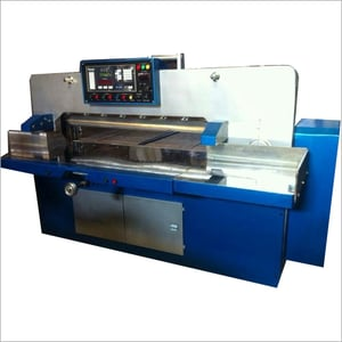 Industrial Paper Guillotine Cutter