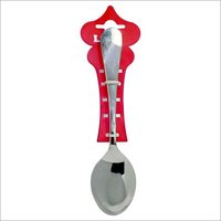 Lotus Elite tag spoon