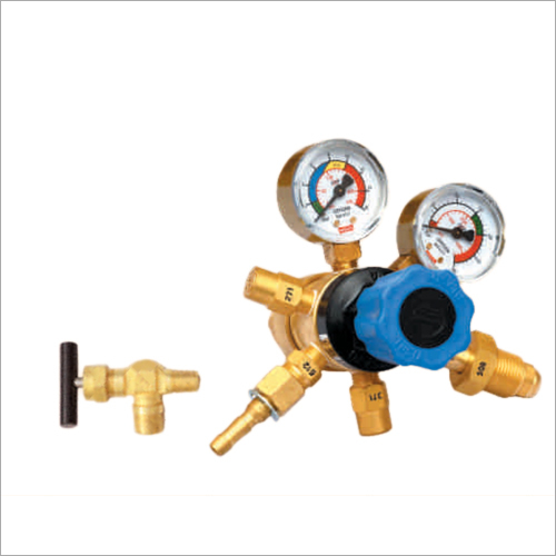D Series Double State Gas Regulator