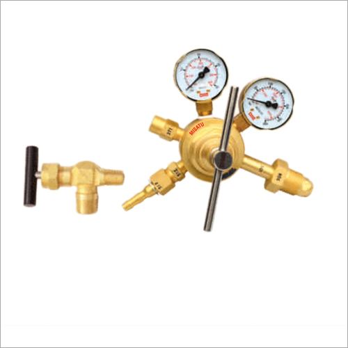 M Series High Pressure Single State Gas Regulator