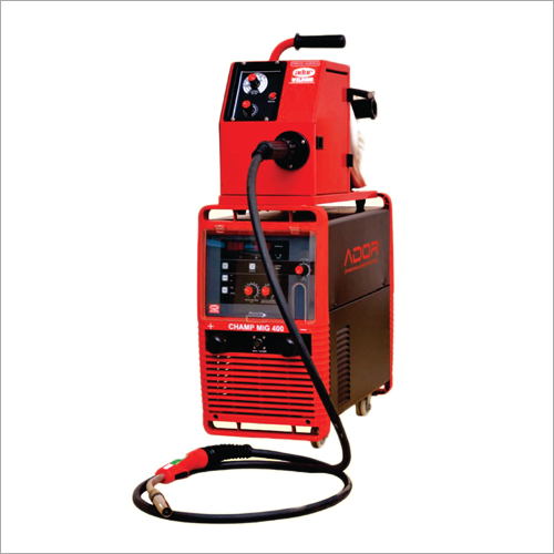 Champ MIG 400 Welding Machine