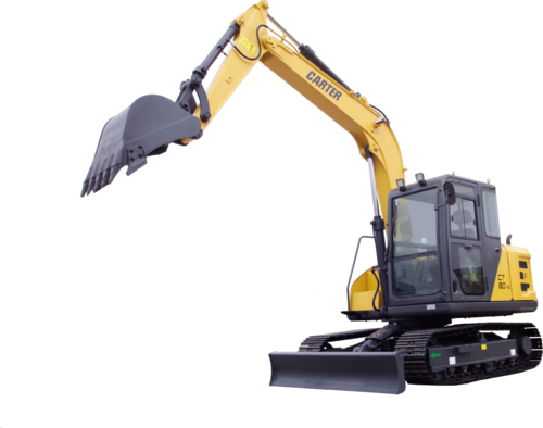 Middle Size Excavator 8ton Carter Ct80-9e