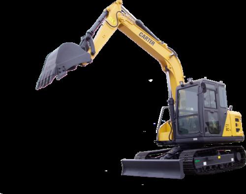 Middle Size Excavator 8ton MVWEXPLO   Ct80-9e