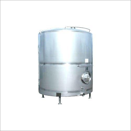 Vertical Milk Cooling Tank