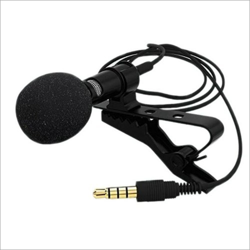 Metal Collar Microphone