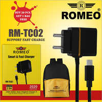 2.8A Smart Fast Charger