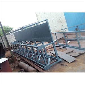 Industrial Open Gantry Structure Repairing Services
