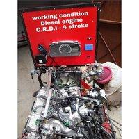 Multi Cylinder Crdi Diesel Engine