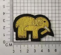 Bullion Wire Patches