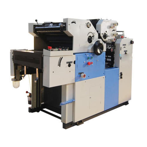 Two Color Satellite Model Offset Printer
