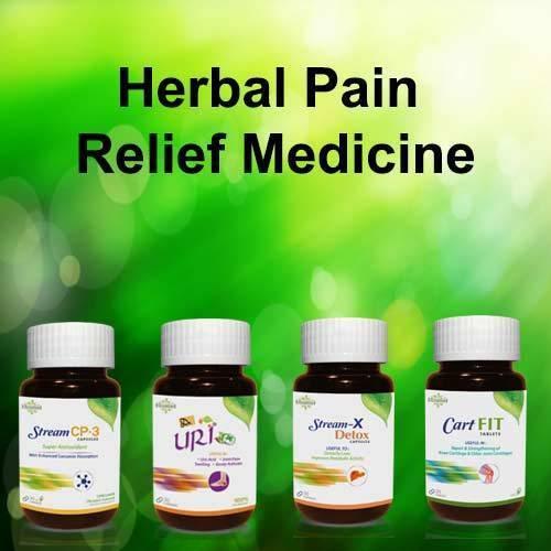 Herbal Painkiller Capsule