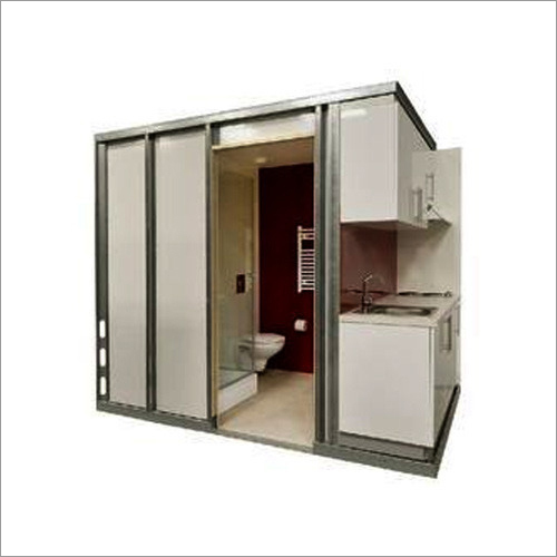 Prefabricated Toilets Cabin