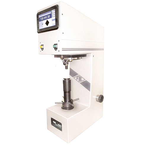 Touch Screen Vickers Hardness Tester