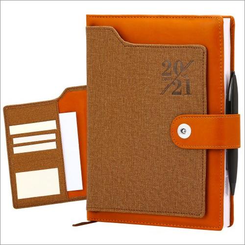 2021 Ncss PU-Folder Corporate Diary