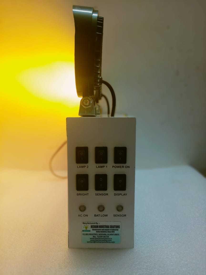 Emergency Exit LED Yellow Light