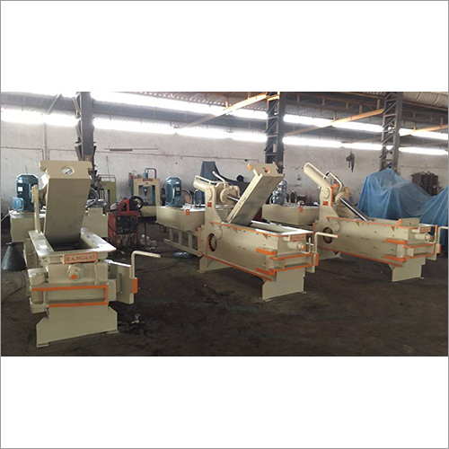 Industrial Double Action Baling Press Machine