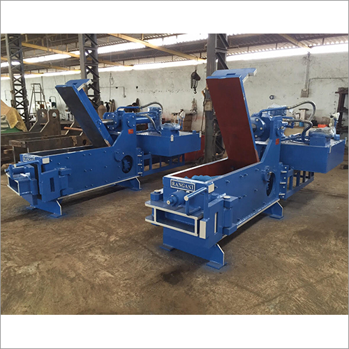 MS Double Action Baling Press Machine