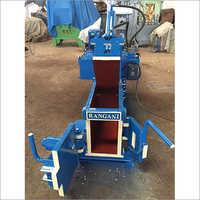 Semi Automatic Double Action Baling Press Machine