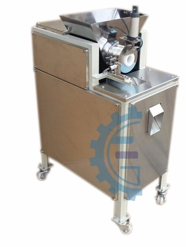 Chapati Dough Ball Cutting Machine