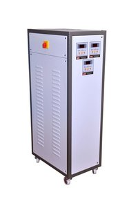 Angamaly 25 KVA Three Phase Air Cooled Servo Stabilizer