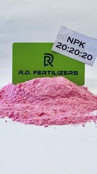 NPK 20 20 20 Water Soluble Fertilizer