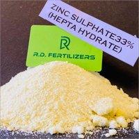 Zinc Sulphate 33 Percent Hepta Hydrate