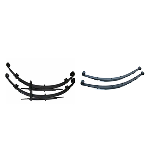 Parabolic and Leaf Springs