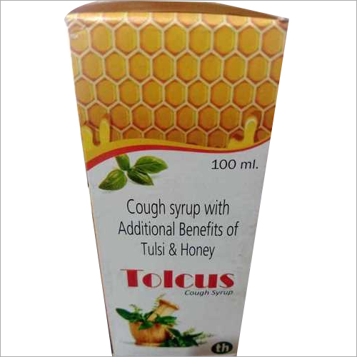 Tolcus Herbal Cough Syrup