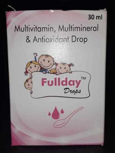 Multivitamin,multiminineral & Antioxidant Drop
