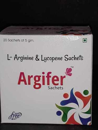 L-arginine & Lycopene Sachets