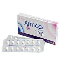 Arimidex 1mg Tablet