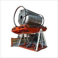 Rock N Roll Roto Moulding Machine
