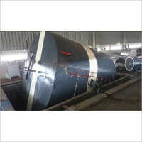 Capsule Type Rotomoulding Machine