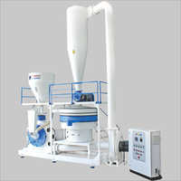 PVC And LLDPE Pulverizer Machine
