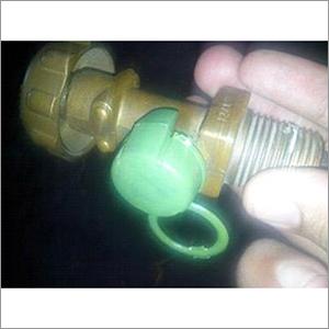 Plastic Seal For F Type LPG Cylinder Valves