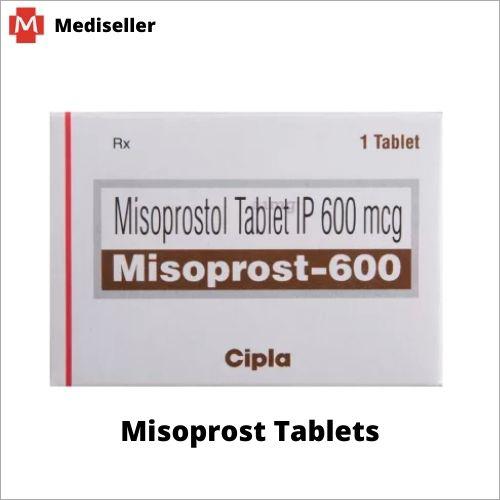 Misoprost 600 Tablets