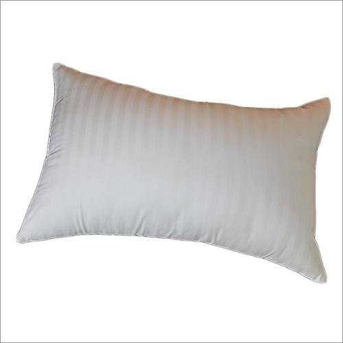 White Virgin Fiber Pillow