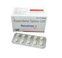 Risperidone 1 mg Tablet