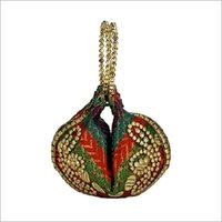Ladies Designer Potli Bag