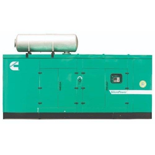 Cummins 600 kVA Three Phase Silent Diesel Generator