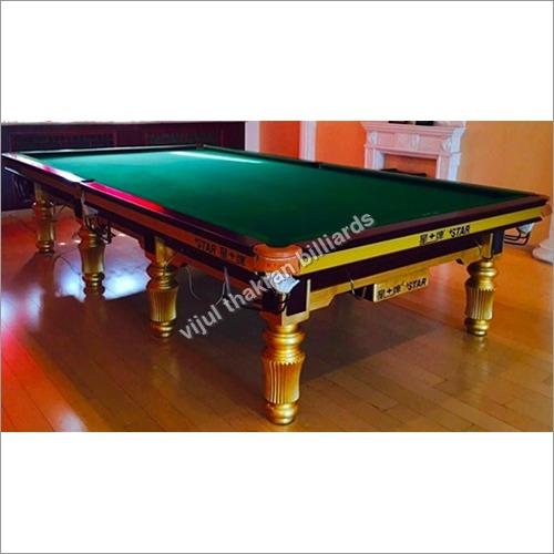 Star Billiard Table